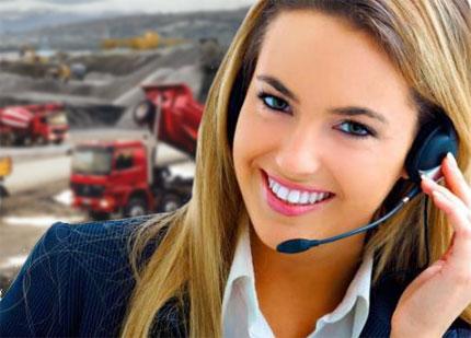 «Техстрой Спб» предлагает услуги диспетчера аренды дорожно-строительной и спецтехники
